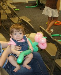 Balloon Lady event at the Library.  Photo by Don Reed of Visual Effects. http://www.facebook.com/VisualEffectsPhotography