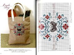 CROSS STITCH EMBROIDERY Vol 4 Japanese Craft Book by pomadour24