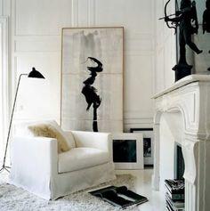 Wohnzimmer Mit Kamin Dekorieren
