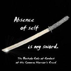 Bushido Code of Conduct - The Way of the Warrior
