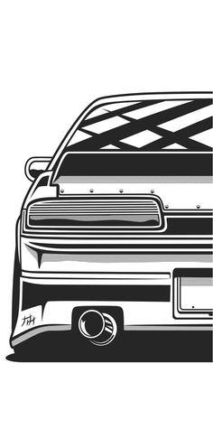 Car Posters, Room Posters, Cool Car Drawings, Jdm Wallpaper, Nissan 240sx, Dodge Challenger Srt, Nissan Skyline, Jdm Cars, Car Wallpapers