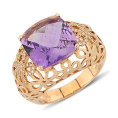 .Purple Ring