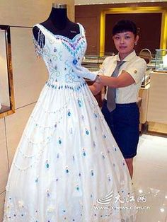 bestwedding dresses in the world most expensive wedding dresses 2012