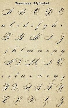 4 Reasons to Learn Handwriting – Improve Handwriting Calligraphy Letters Alphabet, Handwriting Alphabet, Copperplate Calligraphy, Calligraphy Handwriting, Penmanship, Alphabet Letters Design, Calligraphy Print, Modern Calligraphy, Tattoo Lettering Fonts