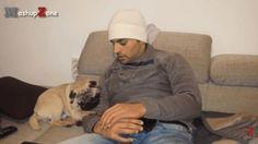 Dog loves his owner : aww