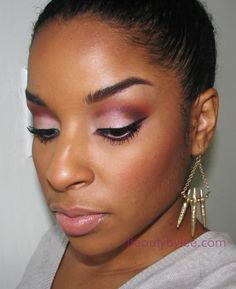 Beauty By Lee: Autumn Day Makeup