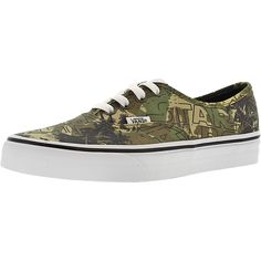 f61035cc0f Canvas upper in camouflage with boa - Low cut construction - Lace up  closure for