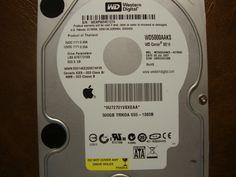 Western Digital WD5000AAKS-40TMA0 DCM:DBRCHV2CBB Apple 655-1360B 500gb Sata - Effective Electronics #datarecovery #harddriverepair #computerrepair #harddrives #harddriveparts #westerndigital #apple