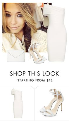 """Untitled #600"" by seems99 ❤ liked on Polyvore featuring Michelle Mason and Isaac Mizrahi"