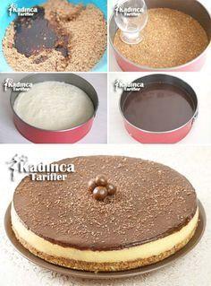 Pişmeyen Pasta Tarifi