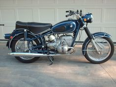 NEW 1969 BMW…YES NEW, NOT RESTORED! Motorcycle For Sale
