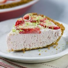 It's super-easy to make a homemade ice cream pie-and when you make the EatingWell version, you'll save about 150 calories and half the saturated fat per serving.