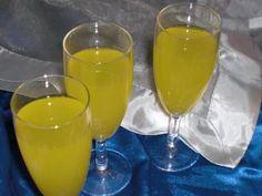 Fanta-Wodka-Sekt-Getränk