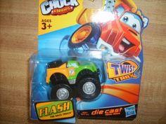 Tonka Chuck & Friends Flash The Race Truck Twist Trax, http://www.amazon.com/dp/B009FNO04K/ref=cm_sw_r_pi_awdm_RFQ0tb0TMRGK4