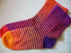 Ravelry: rstovin's Zauberball socks
