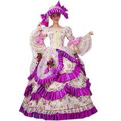 Partiss Damen Gothic Lolita Retro Style Prom Victorian Co... https://www.amazon.de/dp/B01GPGOG84/ref=cm_sw_r_pi_dp_5xLvxb9E01828