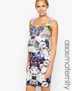 I think I would look bustier in this which would be good, but I am not sure about the print
