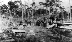 People working at starch mill - Coconut Grove, Florida (189-?)