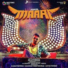 Maari (2015) Full Tamil Movie 300MB Download Free Mp4