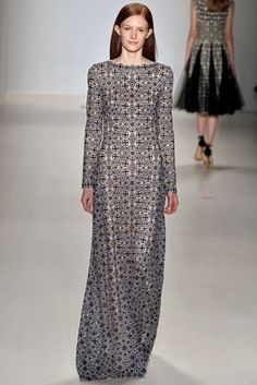 Tadashi Shoji Fall 2015 Ready-to-Wear Fashion Show: Complete Collection - Style.com
