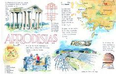 Turquia_36_37 | Ruinas de Afrodisias, cerca de Denizli, en l… | Flickr