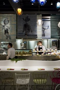 Tickets, The tapas bar, Barcelona, Spain desigend by El Equipo Creativo and Oliver Franz Schmidt Architect