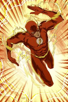 The Flash - Aaron Felizmenio
