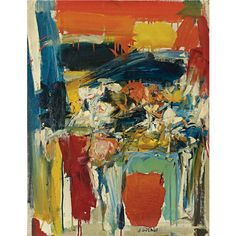 Joan Mitchell - Untitled, 1955, oil on canvas Joan Mitchell, Willem De Kooning, Abstract Photography, Life Photography, Wedding Photography, Landscape Photography, Portrait Photography, Levitation Photography, Experimental Photography