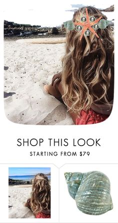 """""""Mermaid Beach"""" by denibrad ❤ liked on Polyvore featuring Mikimoto"""