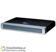Bramka Voip Grandstream GXW 4008 (8 portów FXS)