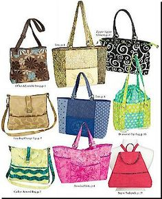 Innovative Bags and Totes by Nancy's Notions + Bonus Cinched Tote Bag Sewing Tutorial