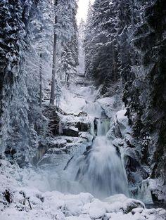 Les plus hautes cascades d'Allemagne - Triberg   Foret Noire - Schwarzwald…
