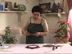 Altın varak tekniği Ahşap boyama teknikleri