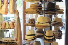 Expositor sombreros Indalo Natura