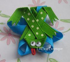 ribbon frog