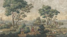 ENGLISH MURAL     EP-150   Click on thumbnails for larger image