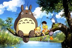 Studio Ghibli: famoso estúdio japonês de animação não produzirá mais filmes   #AViagemDeChihiro, #Animação, #CasteloAnimado, #Cinema, #HayaoMiyazaki, #MeuAmigoTotoro, #StudioGhibli, #Totoro