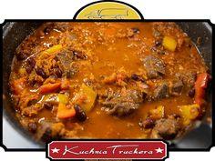dania do słoików - Kuchnia Truckera Curry, Dinner, Ethnic Recipes, Food, Dining, Curries, Food Dinners, Essen, Meals