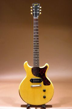 GIBSON 1959 Les Paul Jr TV Yellow