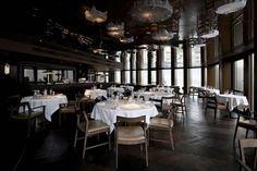 City Social restaurant - Tower 42 - 25 Old Broad Street, London EC2N 1HQ