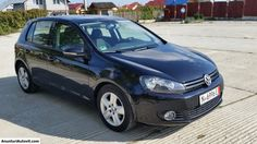 Proprietar, vand Volkswagen  Golf   (Second hand); Diesel; Euro 5 -   inmatriculata pe Germania - iunie 2009 - Pitesti, Telefon 0721328125, Pret 7690 EUR