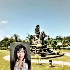 An awesome Virtual Reality pic! Renata #BornNowhere in #Bali again  #GodBless your #trip  #socialmediaart #virtualreality #bff #aroundtheworld #innerpeace #innerself #healing #ubud #onlineoffline by bornnowhere check us out: http://bit.ly/1KyLetq