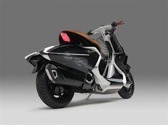 Der 04GEN – Yamaha verleiht Moped Flügeln - KlonBlog » KlonBlog
