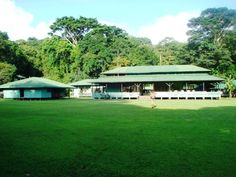 Sirena Research Station- Corcovado National Park in Costa Rica.