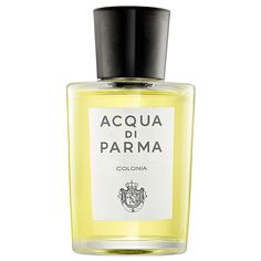 Shop Acqua Di Parma's Colonia at Sephora. This elegant scent is filled with a fresh blend of ingredients like Bulgarian rose and Sicilian citrus fruit.