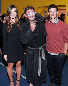 """Actor Justin Bartha (The New Normal, The Hangover) took a break from filming The Hangover 3 in Las Vegas to enjoy a night of aquatic bliss at """"O"""" by Cirque du Take A Break, Take That, Justin Bartha, The New Normal, He's Beautiful, Photo Credit, Las Vegas, Actors, Film"""