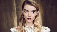 Anya Taylor-Joy interview: from Peaky Blinders to the Playmobil movie, the actress on why she loves her job | Culture | The Sunday Times Anya Joy, Anya Taylor Joy, Zoe Kravitz, Peaky Blinders, Mad Max, Charlize Theron, British Actresses, Actors & Actresses, Floral Tea Dress