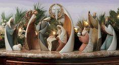 Legacy of Love by Kim Lawrence Nativity Set