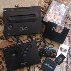 Interesting one by (+) Neo Geo, The Hobbit, Everything, Hobbit