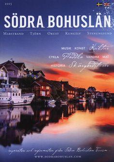 https://flic.kr/p/FRTiKy | Södra Bohuslan, Marstrand Tjörn Orust Kungalv Stenungsund 2015; Vastergötland_Vastra Götaland, Sweden | tourism travel brochure | by worldtravellib World Travel library